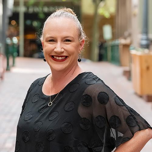 Megan Turner - Director of Options in Business